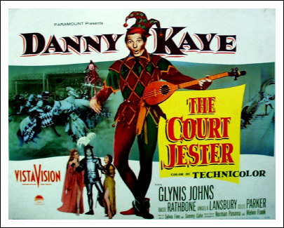 The Court Jester Half Sheet