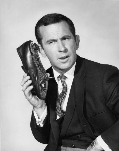 Don Adams as Maxwell Smart, Secret Agent 86