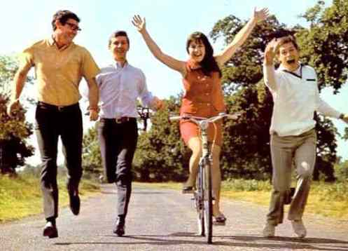 The Seekers Cavorting