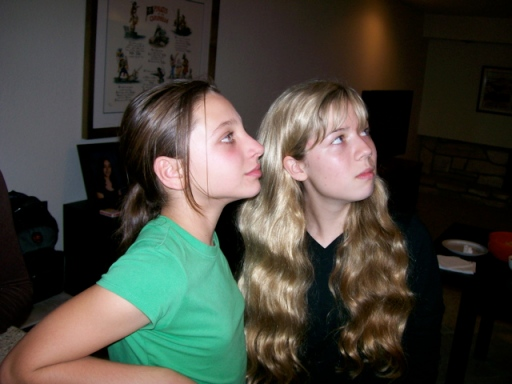 Jennette and Erin