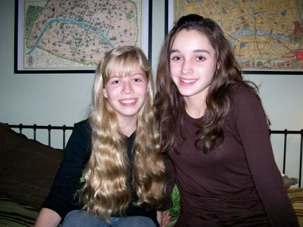 Jennette and Emily
