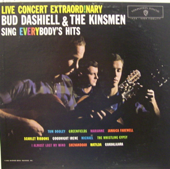 "Bud Dashiell and the Kinsmen ""Live"""