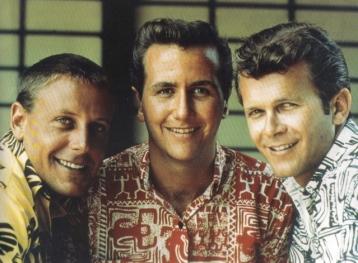 Nick Reynolds, John Stewart, Bob Shane