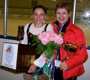 Erin Hodgkins and Dianne Deleeuw