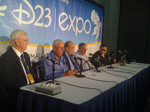 Legendary Imagineers at D23 Expo