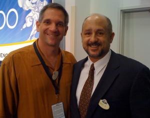Me with Roy Patrick Disney
